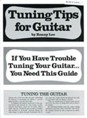Fingerboard Guide for Electric Bass Guitar