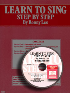 Learn To Sing Book Only
